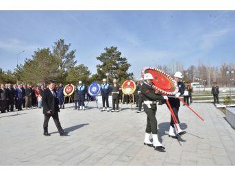 Erzincan Da 18 Mart Şehitler Günü Etkinlikleri