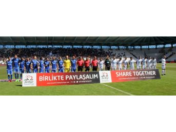 Spor Toto 1. Lig: B.b Erzurumspor: 5 - Akın Çorap Giresunspor: 4