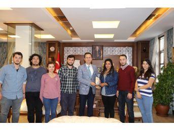 'gtu Uzay Takımı' Abd'de Türkiye'yi Temsil Edecek