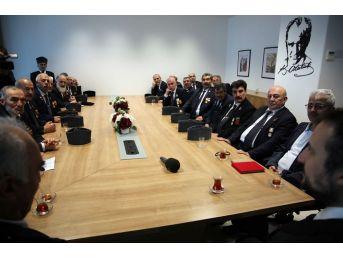 Kıbrıs Gazilerinden 44 Yıl Sonra Kktc'ye Ziyaret
