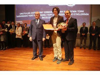 Lise Öğrencisinin Tübitak Başarısı