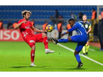 Spor Toto Süper Lig: Kasımpaşa: - Antalyaspor: 1 (ilk Yarı)