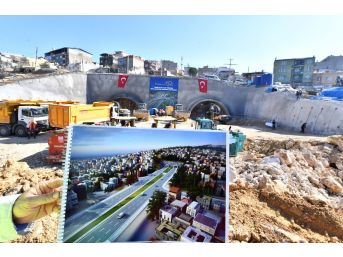 İzmir'in En Uzun Tüneli Olacak