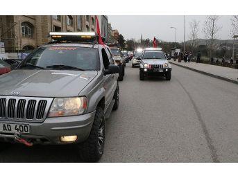 Stk'lardan 18 Mart Çanakkale Zaferi Yürüyüşü