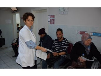 12-18 Mart Tuza Dikkat Haftası Ve Pulmoner Rehabilitasyon Çalışmaları