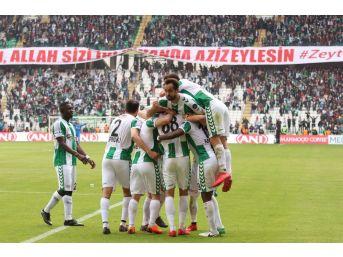 Spor Toto Süper Lig: Atiker Konyaspor: 2 - Kayserispor: (maç Sonucu)