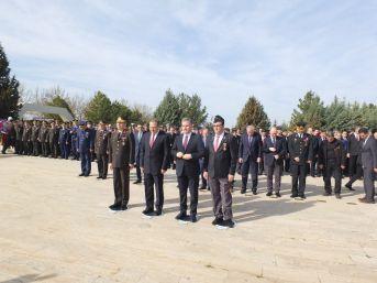 Malatya'da Çanakkale Şehitleri Yad Edildi
