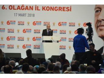 Ak Parti Mardin İl Başkanı Nihat Eri Oldu
