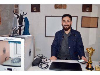 Hayat Tamircisi Hasan Kızıl, Yeni Bir Proje İle Bilim Adamlarını Kıskandıracak