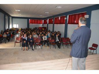 Ortaca'da Öğrencilere Deprem Eğitimi