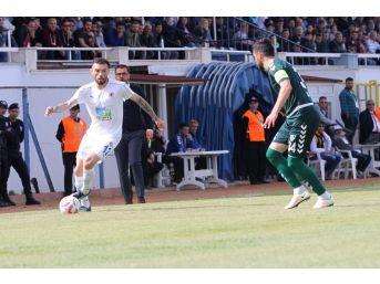 Tff 2. Lig: Fethiyespor: - Konya Anadolu Selçukspor 1
