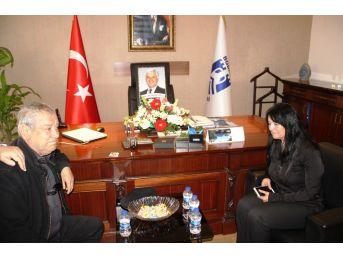 Yardımcısını Kaybeden Bodrum Belediye Başkanı Kocadon'un Zor Anları