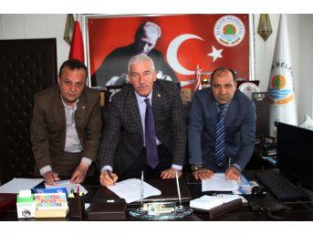Alaçam'da Girişimcilik Protokolü İmzalandı