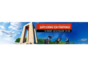 Samsun'da Şehitlere Saygı Yürüyüşü Düzenlenecek