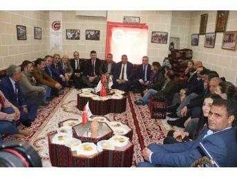 Karadenizli Gazeteciler Şanlıurfa'yı Gezdi