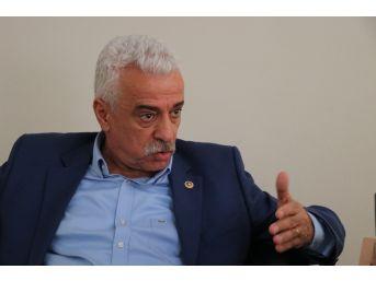 Chp'li Özdiş'ten Adana'ya Kamu Yatırımı Sitemi