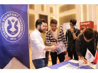İstanbul Esenyurt Üniversitesi'ne Yoğun İlgi