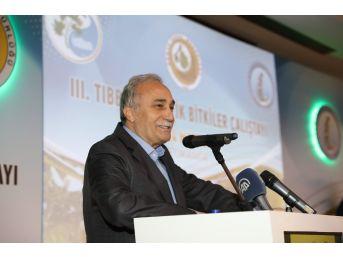 Bakan Fakıbaba 3. Tıbbi Aromatik Bitkiler Çalıştayı Kapanış Törenine Katıldı
