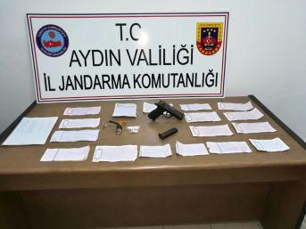Aydın'da Tefeci Operasyonu