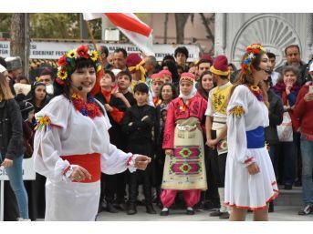 Nazilli Belediyesi 9. Kültür Sanat Ve Edebiyat Festivali Başladı