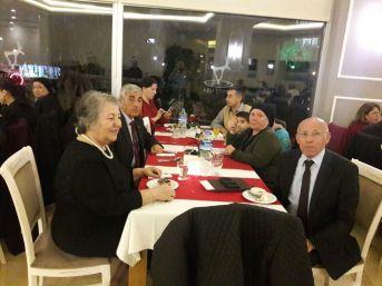 Çorumlular Yemeğinde Çanakkale Türküsü Okundu