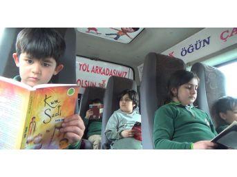 Okul Servisçisinden Örnek Proje
