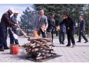 Nevruz Bayramı Bilecik Şeyh Edebali Üniversitesinde Coşkuyla Kutlandı
