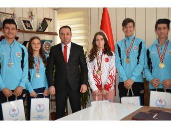 Türkiye Şampiyonları Bilecik'ten