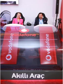 Ekonomi Zirvesinde Vodafone Standına Büyük İlgi
