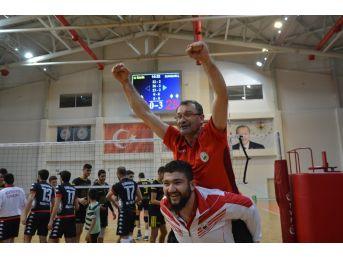 Sungurlu Belediyespor Çorum'un 1.lig'deki İlk Takımı Oldu
