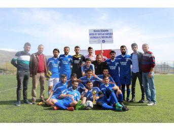 Kyk Futbol Turnuvası Sona Erdi
