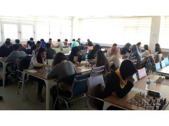 Satranç Turnuvaları Finalleri Yapıldı