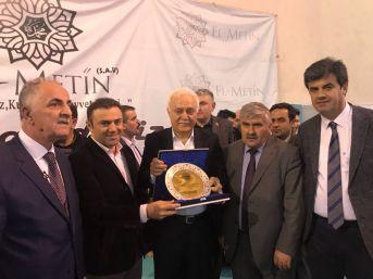 Erzurum'da Prof. Dr. Nihat Hatipoğlu İzdihamı