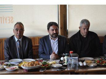 Seyitgazi Dernekler Platformu Kuruluş Toplantısı Yapıldı