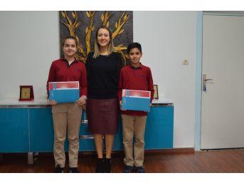 Kolej Öğrencileri Tübitak Sergisine Davet Edildi