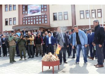 Hakkari'de Nevruz Bayramı Etkinliği