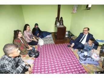 Kaymakam Ayca'dan Down Sendromlu Çocuklara Ziyaret