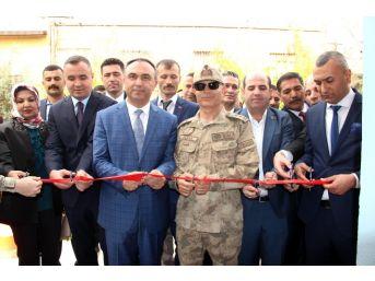 İskenderun'da Hatay Güvenlik Korucuları Ve Şehit Aileleri Derneği Açıldı