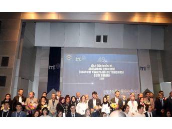 Bayrampaşa'nın Ödül Avcıları Tübitak Yarışmasında Birinci Oldu