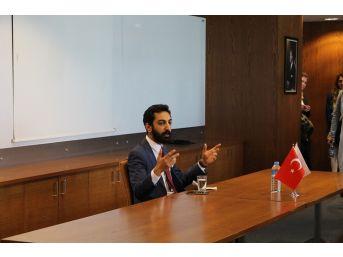 Türk Stratejist Cem Bağcı :