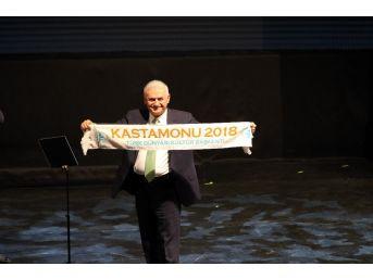 2018 Kastamonu - Türk Dünyası Kültür Başkenti Programı