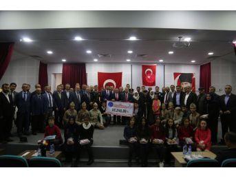 Develi'de Mehmetçiğe Anlamlı Destek