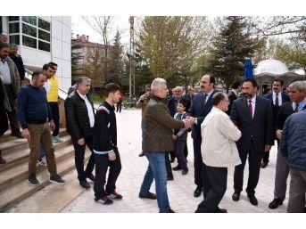 """Başkan Altay: """"afrin'de Çanakkale Ruhu İle Hareket Ediyoruz"""""""