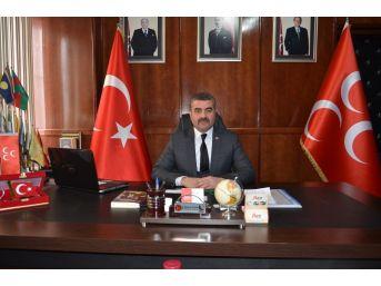 Başkan Avşar'ın Şiir Günü Mesajı