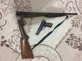 Malatya'da Silah Kaçakçılığı Operasyonu: 18 Gözaltı