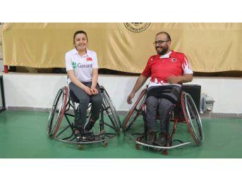 Tekerlekli Sandalye Sporcularının Büyük Başarısı