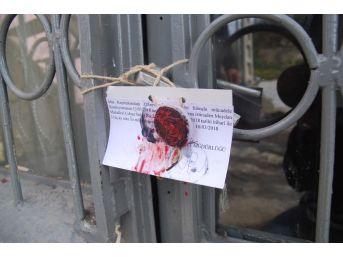 Mersin'de Fuhuş Yapılan 3 Ev Mühürlenip Kapatıldı