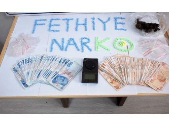 Uyuşturucu Operasyonu 3 Tutuklama