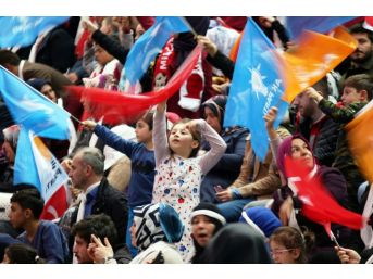 Cumhurbaşkanı Erdoğan Trabzon'da...(2)