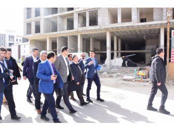 Kaymakam Öztürk'ten 'kent Estetiği' Denetimi